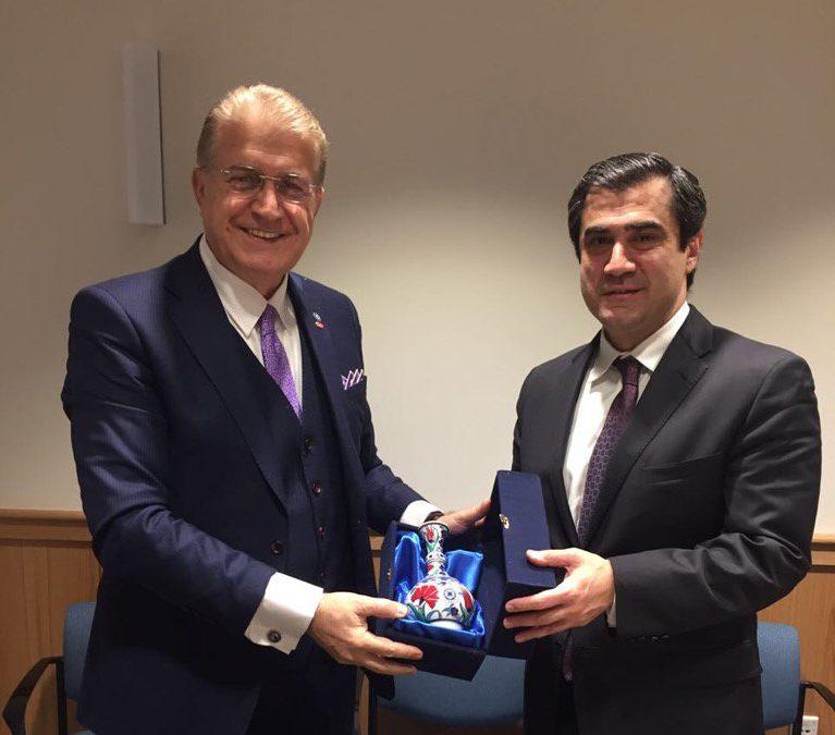 Nobel Adayı Ünlü Beyin Cerrahı Prof. Dr. Murat Günel ile Görüşme