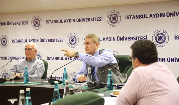 Teknoloji Geliştirme ve Transfer Kurulu Toplantısı Gerçekleşti