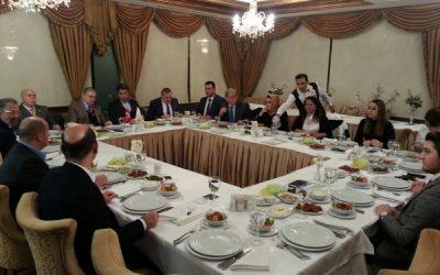 Küçükçekmece Kent Konseyi Yürütme Kurulu Toplantısı Gerçekleştirildi
