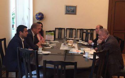 Azerbaycan Yönetim Akademisi İşbirliği