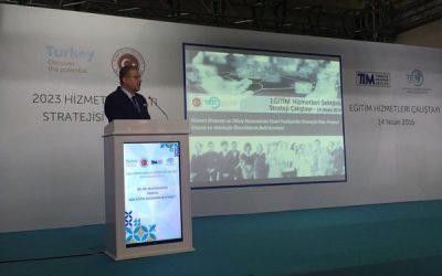 """Dr.Mustafa Aydın:"""" Uluslararası öğrenciler bu ülkenin sevdalısı olarak dönüyorlar"""""""