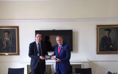 Liverpool John Moores Üniversitesi ile İşbirliği Anlaşması