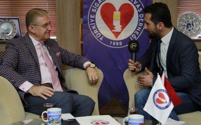 """Dr. Mustafa Aydın: """"Sigara paketleri tezgah altına girmelidir"""""""
