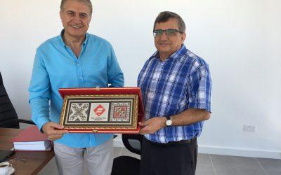Dr.Aydın'dan Uluslararası Final Üniversitesi'ne Ziyaret