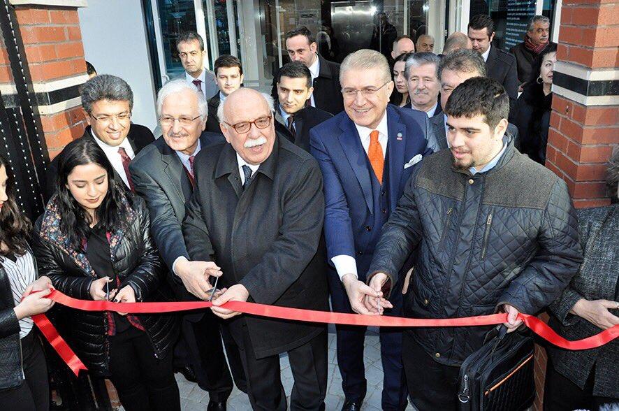 Kültür ve Turizm Bakanı Avcı, Bilgi Merkezi Açılışını Yaptı