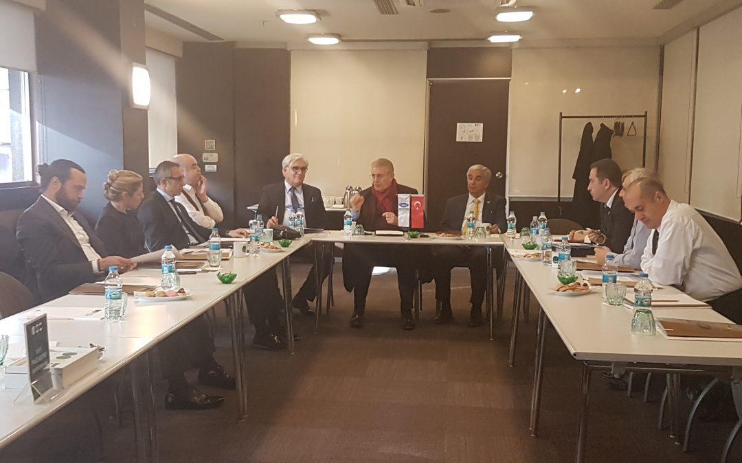 UFRAD Mart Ayı Yönetim Kurulu Toplantısı