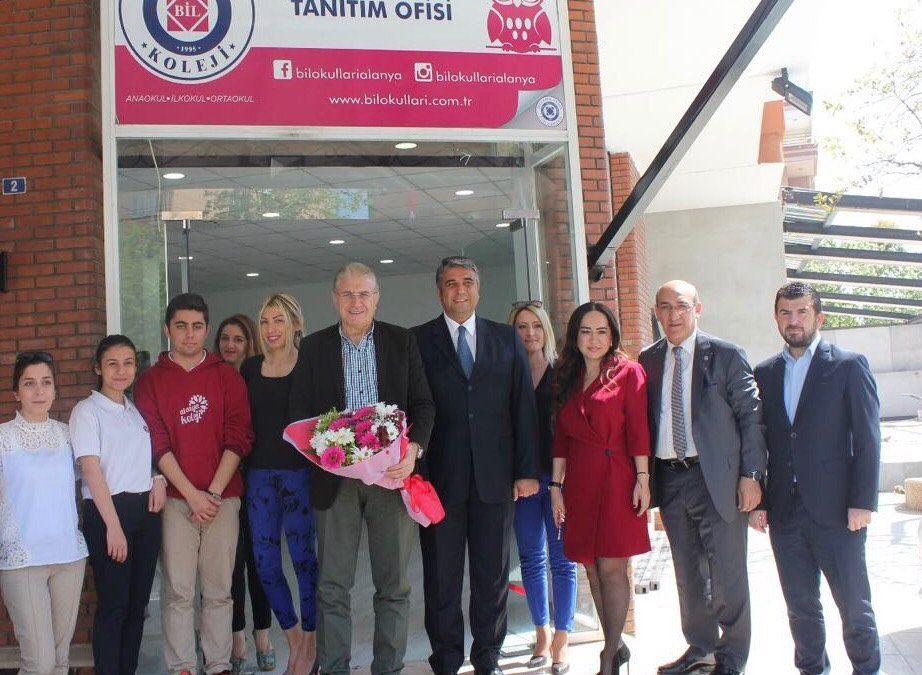 Dr.Aydın'dan Sürpriz Ziyaret