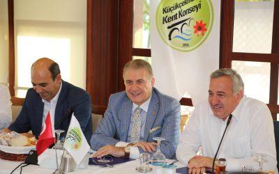 Küçükçekmece Kent Konseyi Yönetim Kurulu  Toplantısı