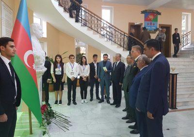 AZERBAYCAN - 06.10.2016