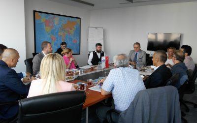 UFRAD Yönetim Kurulu Toplantısı DEİK'in Ev Sahipliğinde Gerçekleşti