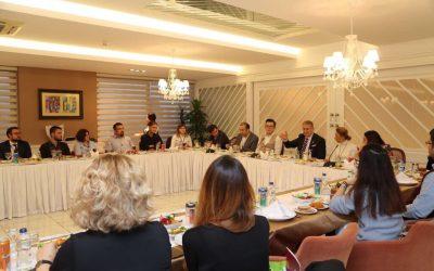 İAÜ'de Türk Üniversitelerine EURIE Eğitimi Verildi