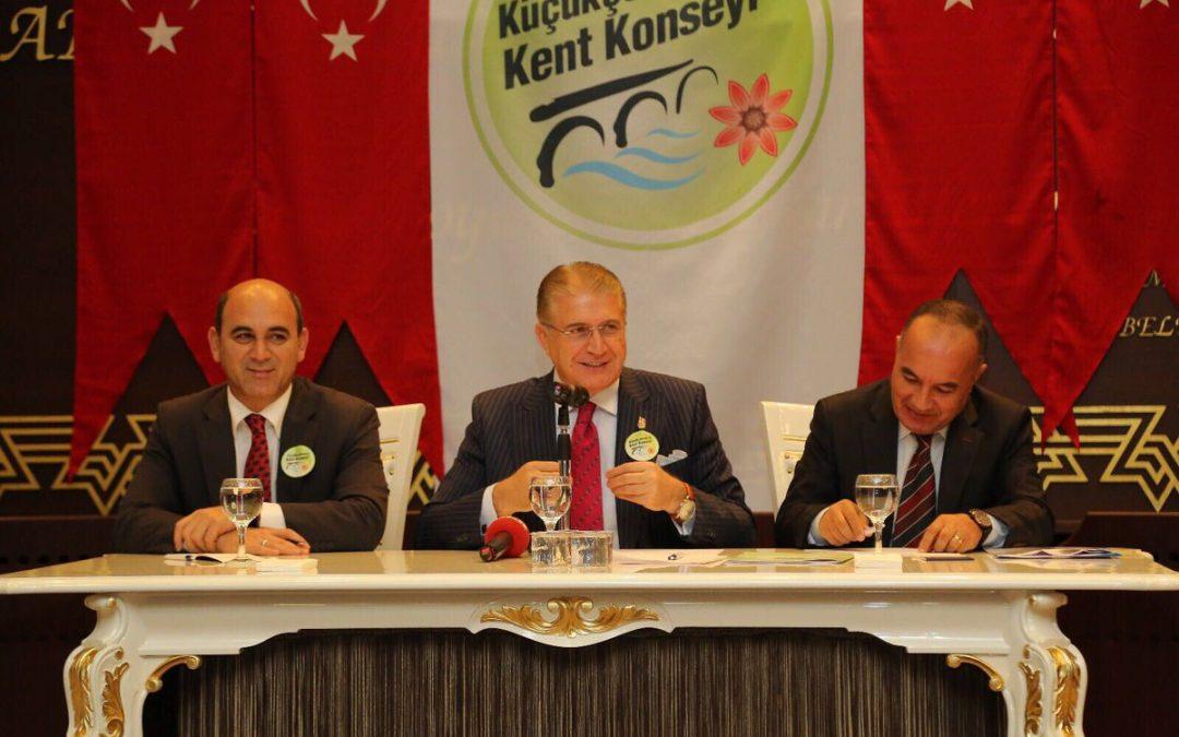 Dr. Aydın, Küçükçekmece Kent Konseyi Genel Kurulu'na Katıldı