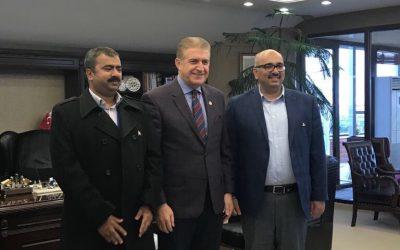 İAÜ ve Pakistanlı Superior Grup Arasında İş Birliği