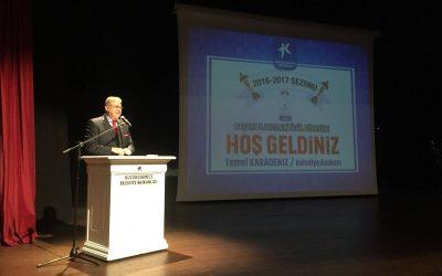"""TİM'den İAÜ'ye """"Eğitim Hizmetleri"""" Ödülü"""