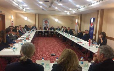 TSSD, 19. Olağan Genel Kurulu Dr. Mustafa Aydın'ın Katılımıyla Gerçekleşti