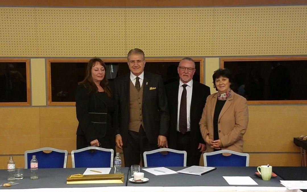 Dr. Mustafa Aydın Başkanlığında UFRAD Toplantısı Gerçekleşti