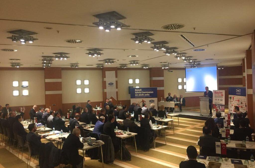 UFRAD Franchising Derneği Genel Kurul Toplantısı Gerçekleştirildi