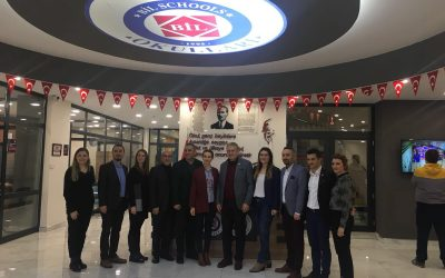 Dr. Mustafa Aydın, Sakarya ve Orhangazi BİL Okulları'nı Ziyaret Etti