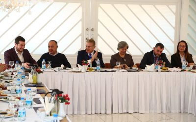 Küçükçekmece Kent Konseyi Toplantısı Dr. Mustafa Aydın Başkanlığı'nda Gerçekleşti