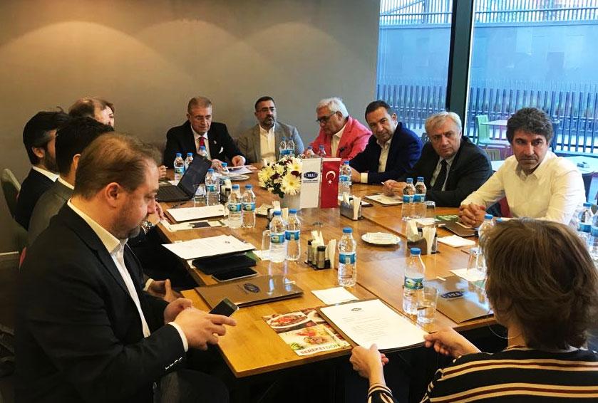 UFRAD Franchising Derneği Yönetim Kurulu Toplantısı Gerçekleşti