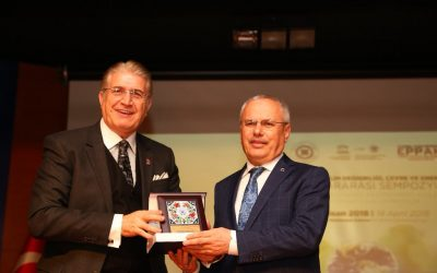 Uluslararası Küresel İklim Değişikliği Sempozyumu İAÜ'de Gerçekleşti