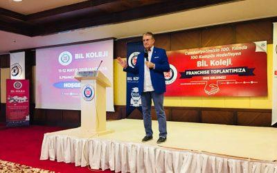 Dr. Mustafa Aydın, BİL Okulları'nı Ziyaret İçin Antalya'da
