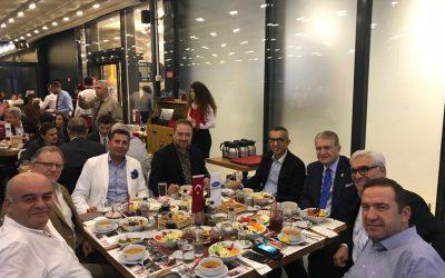UFRAD Franchising Derneği Yönetim Kurulu Toplantısı ve İftarı Gerçekleşti