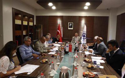 UFRAD Yönetim Kurulu Toplantısı gerçekleştirildi