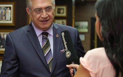 Doç. Dr. Mustafa Aydın Eğitimde Franchise sistemini Bloomberg HT'ye anlattı