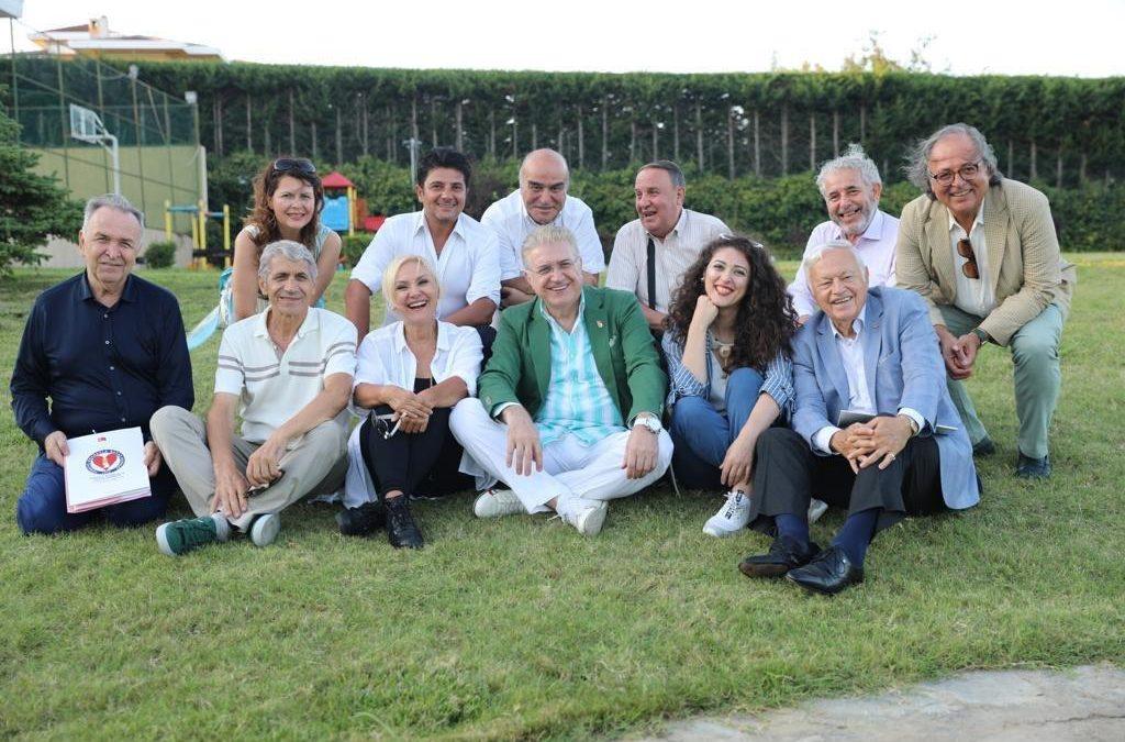 TSSD Ağustos ayı toplantısı gerçekleşti