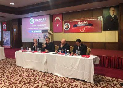 BİL OKULLARI ANTALYA TOPLANTISI - 02.12.2017