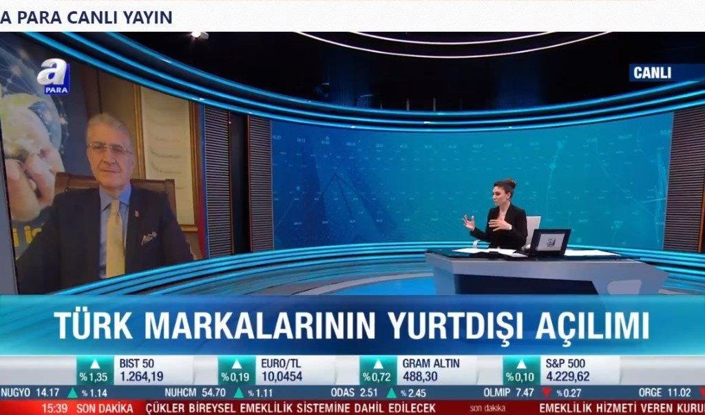 """""""TÜRK MARKALARI AB'YE AÇILIYOR"""" Öne Çıkan Görsel"""
